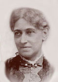 From James Bradwell, Portraits of Twenty-Seven Illinois Women Lawyers (1900).
